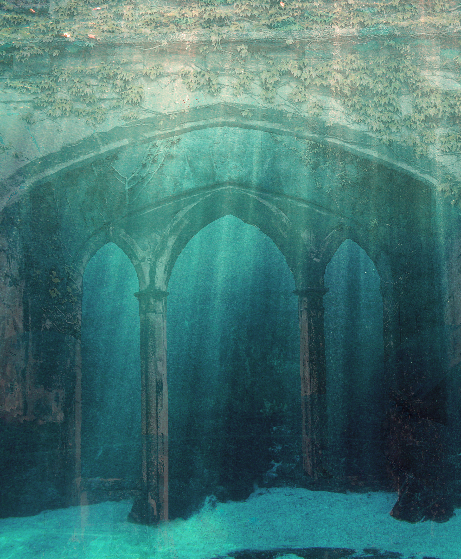 Under water by jack off jill666 for We are water